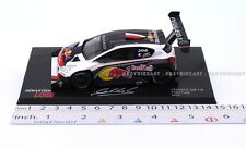 PEUGEOT 208 T16 SEBASTIEN LOEB 1:43 PIKES PEAK 2013 RED BULL MICHELIN TOTAL
