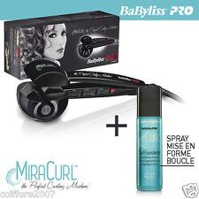 Babyliss pro - Fer à boucler Miracurl  BAB2665E  avec spray curl foundation