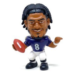 Lamar Jackson Baltimore Ravens Big Shot Baller Action figure