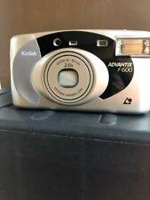 Kodak Advantix F600 Zoom30-60 mm 2.0x SLR 35mm Film Camera Ektanar Aspheric Lens