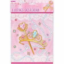 Party Princess Loot Party Bags Pack of 8