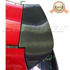 Carbon Fiber Rear Spoiler Wing for 1992 95 Honda Civic EG EG6 JDM Hatch 3D Spn