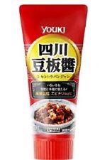 Youki Sichuan Tobanjan Chinese Cooking Seasoned Chili Bean Sauce Tube 100g