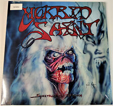"Morbid Saint - Spectrum of Death Clear Red Splatter Vinyl 12"" LP Ltd. 100 Copies"