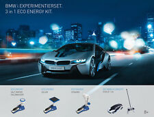 Neu BMW i 3in1 Experimentierset + 1:24 RC BMW i8 Conceptcar riesen Geschenkset