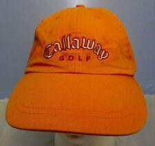 Callaway  golf  baseball  cap hat adjustable buckle