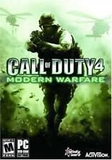 Call of Duty 4: Modern Warfare - Video Game - VERY GOOD