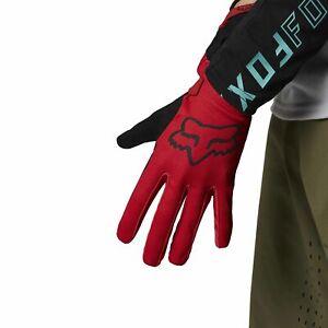 Fox Ranger Bike Protection Gloves Chilli Red