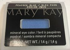 Mary Kay Mineral Eye Color, Peacock Blue, 030106, .05 oz.