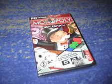 Monopoly PC new edition in confezione originale tedesco MERCE NUOVA SIGILLATO