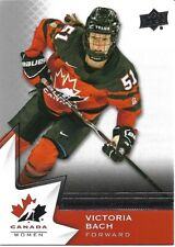Victoria Bach #44 - 2020 Team Canada Juniors - Base
