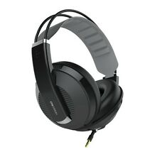 Superlux Closed-back Type Professional Monitoring Headphones  HD662 EVO Black