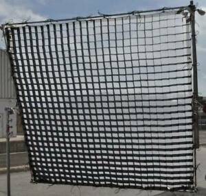 6' X 6' 50 Degree Soft Egg Crate / Honeycomb Grid (LCD) for Overhead / Butterfly