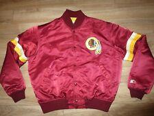 Washington Redskins Pro line Starter NFL Football Jacket LG L vintage