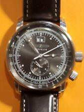 ZEPPELIN 7640-2 Watch 100 Year Anniversary Model Brown Dial Men's. Germany