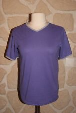 tee-shirt manches courtes thermorégulant neuf violet taille 6 ans marque Arod