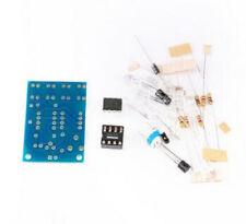 5 pcs Blue Led 5MM Light LM358 Breathing Lamp Parts Kit Electronics