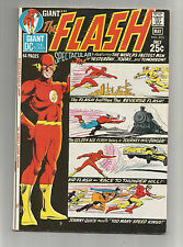 FLASH #205: Bronze Age Grade 8.0 Sixty-Eight Page Spectacular!!
