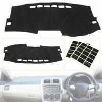 Dash Cover Mat Dashboard Pad Dashmat for Toyota Corolla 07-12 Fielder 2007-2011