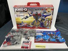 Hasbro Transformers Kre-O Robots in Disguise Decepticon Starscream