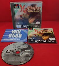 X-Bladez: Inline Skater (Sony PlayStation 1)