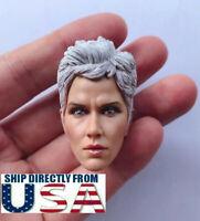 """1/6 Storm Head Sculpt X-men Halle Berry 12"""" Hot Toys TBLeague Female Figure USA"""
