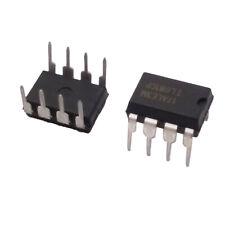 Us Stock 10pcs Tl081 Tl081cp Ic Jfet Input Operational Amplifiers Dip 8