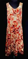 EXCEPTIONAL FRENCH VINTAGE 1920'S  SILK VELVET BEADED FLAPPER DRESS SIZE 10-12