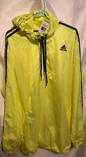Authentic Adidas Jacket , Ultimate Half Zip Wind Jacket