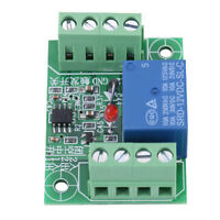 DC 12V 1 Channel Relay Module Touch Switch Bistable Trigger with Optocoupler GL
