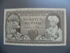 Indonesien 100 Rupiah 1952