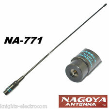 NAGOYA NA-771 SMA MALE  2m 70cm dual band high gain handheld antenna  NA771