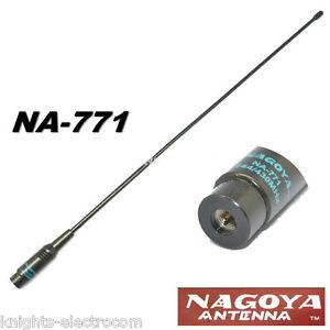NAGOYA NA-771 SMA MALE  2m 70cm dual band high gain handheld antenna  NA771