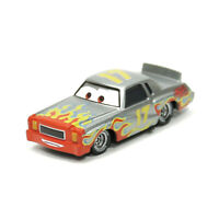 Mattel Disney Pixar Cars No.17  Darrell Cartrip 1:55 Metal Diecast Toy Loose New