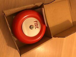 Fire alarm centrifugal bell 24v