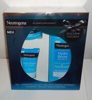 Neutrogena Hydro Boost Geschenkset Bodylotion Handcreme Feuchtigkeitscreme