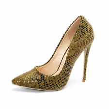 Lady's Slim-High-Heels Pumps Womens Sexy Clubwear Shoes Pointed-toe Vogue