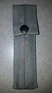 VIETNAM VINTAGE SCHRADE WALDEN ORANGE HANDLE PARATROOPER KNIFE HOOK
