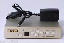 CYPRESS CHD-380 PC/HDTV to Composite/ YUV Scan Converter/ NTI VGACMP-TV