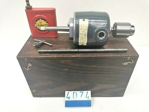 Fredrik Pollard & Co Wo.200 Friction Tapping Attatchment, Oil Loaded (4074)
