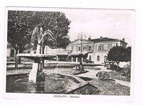 fossano cuneo esterno stazione fontana fiat topolino spedita  1956