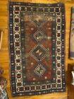 caucasian kazak rug 4`6x7`3 caucasian rug