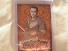 2008-09 UD Artifacts LEGENDS Hockey Card #134 Red Kelly! Red Wings! SILVER #/100
