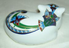 ELIZABETH ARDEN Egyptian Treasures of the Pharaohs Pomander Kitty Cat Porcelain