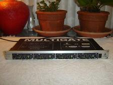 Behringer XR 1400, Multigate, Audio Interactive Quad Expander / Gate, Rack