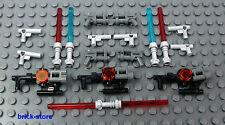 LEGO® Star Wars (Nr.9) Laserschwerter / Waffen  / Set