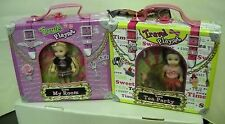 #2864 NRFB Kelly Size Travel Playsets My Room & Tea Party Playsets