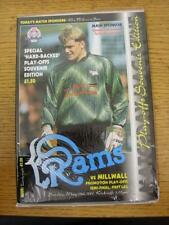 15/05/1994 Play-Off Semi-Final Division 1: Derby County v Millwall  . Item in ve