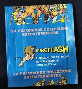 EXOGINI I MISTERIOSI ALIENI EUROFLASH  - 30 packs