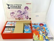 Tales of Eternia Premium Box Playstation 1 Japanese Import Limited Edition PS1 C